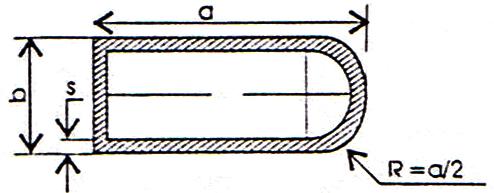 kích thước thép hộp hình chữ D