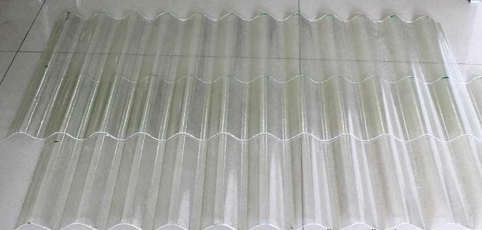 Giá Tôn nhựa lấy sáng sợi thủy tinh Composite