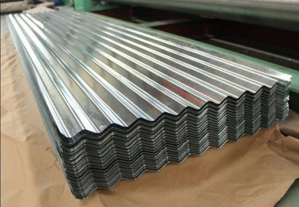 Ứng dụng của Stainless steel Trong xây dựng