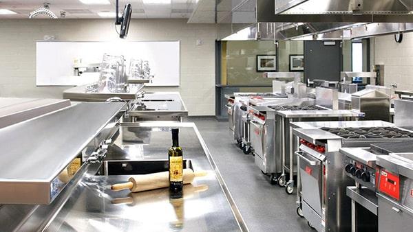 Nhận gia công bếp ăn công nghiệp inox