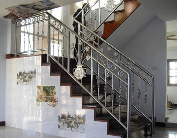 Gia công cầu thang nox
