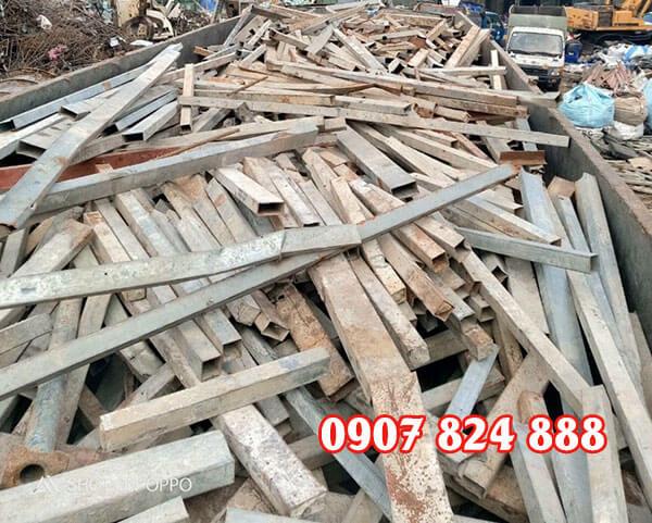Thịnh Phát chuyên thu mua sắt vụn cho doanh nghiệp