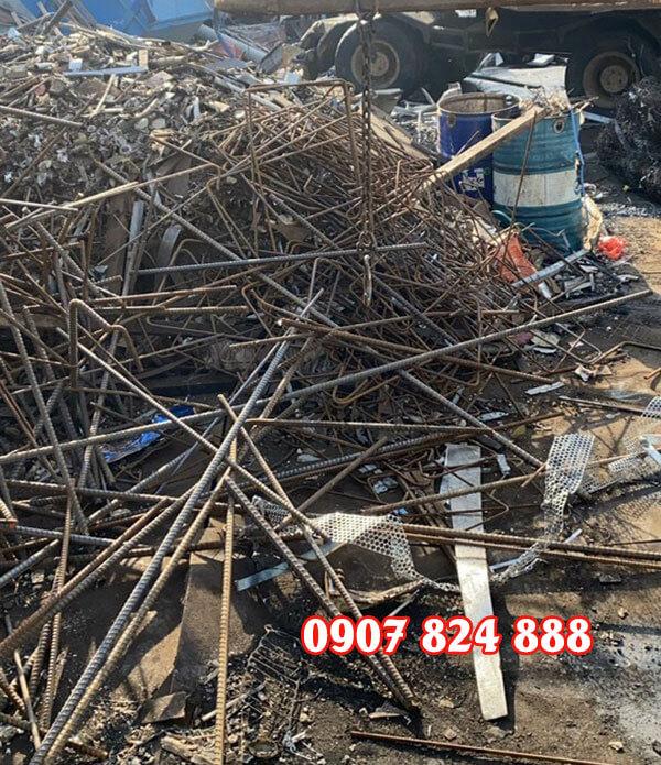 Thịnh Phát có quy trình thu mua sắt thép phế liệu chuyên nghiệp, rõ ràng